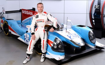 O Sir Chris Hoy στο Le Mans