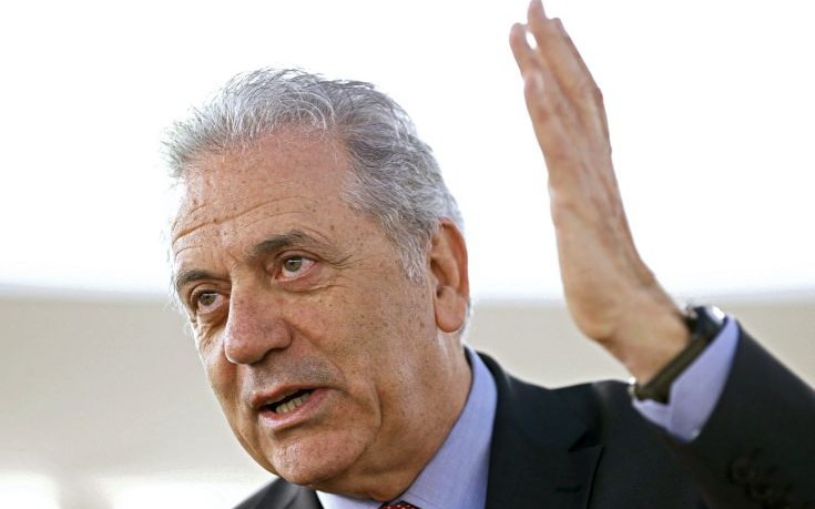 Αβραμόπουλος: Προτεραιότητά μας η νόμιμη μετανάστευση