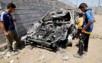 Βομβιστική επίθεση με έξι νεκρούς στο Ιράκ
