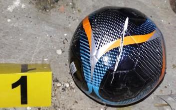 Ηρωίνη και κάνναβη σε... μπάλες ποδοσφαίρου στο Ζεφύρι