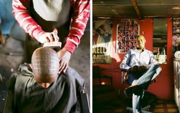 Τα γραφικά μπαρμπέρικα της Νότιας Αφρικής