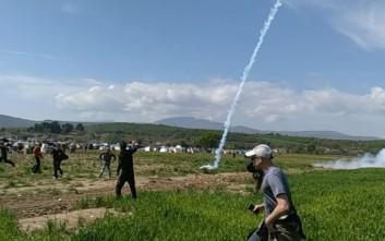Εκτονώνεται η κατάσταση στην Ειδομένη