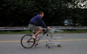 Κάνοντας ποδήλατο λίγο διαφορετικά