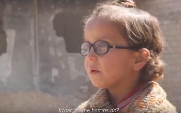 Πώς είναι η ζωή υπό πολιορκία ανάμεσα σε αυτοσχέδιες βόμβες