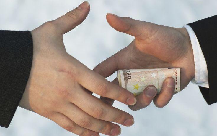 Δεδομένη η διαφθορά στην Ελλάδα για το 81% των στελεχών επιχειρήσεων