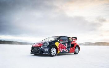 Τέσσερα Peugeot και o Loeb στο Παγκόσμιο Πρωτάθλημα Rallycross