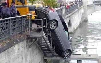Ανεξήγητα ατυχήματα με αυτοκίνητα
