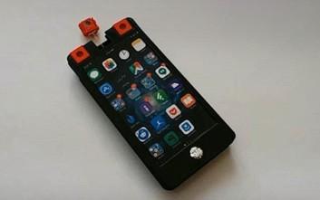 Η θήκη των smartphones με το ενσωματωμένο μίνι «drone»