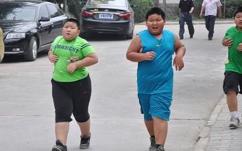 «Έκρηξη» της παχυσαρκίας στη νεολαία της Κίνας