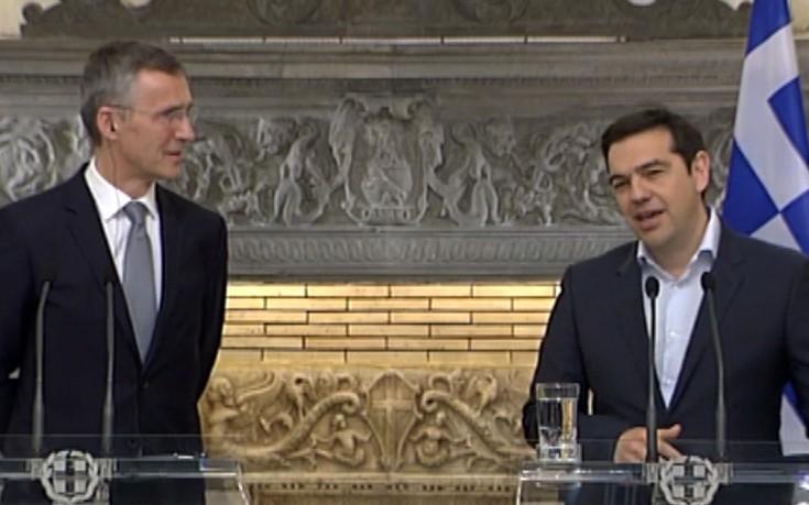 Τσίπρας: Δεν θα ανεχθούμε αμφισβήτηση των κυριαρχικών μας δικαιωμάτων από τους Τούρκους