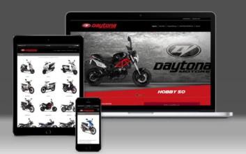 Νέο site από την Daytona