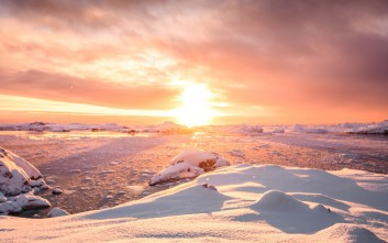 «Καμίνι» η Ανταρκτική - Την Πέμπτη έζησε την πιο ζεστή της μέρα από το 1961