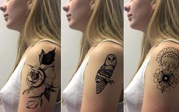 Η εφαρμογή που δείχνει πώς θα φαίνεστε εάν κάνετε τατουάζ