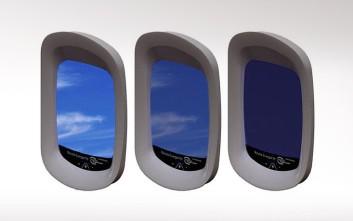 Τα παράθυρα των αεροπλάνων που «ζωντανεύουν» και θα γίνονται οθόνες