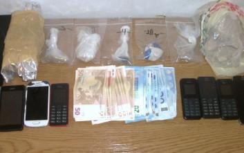 Τρεις έμποροι ναρκωτικών συνελήφθησαν στην Αθήνα