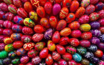 Γιατί βάφουμε αυγά το Πάσχα;
