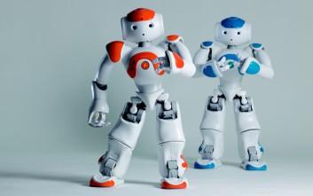 Το άγγιγμα ενός ρομπότ σε ευαίσθητα σημεία μπορεί να προκαλέσει ερεθισμό