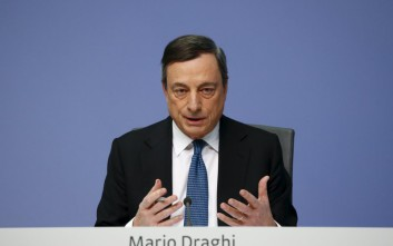 Ντράγκι: Η ΕΚΤ ίσως καθυστερήσει ξανά την αύξηση επιτοκίων