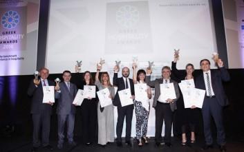 Κορυφαία βραβεία για τη Grecotel στα Greek Hospitality Awards