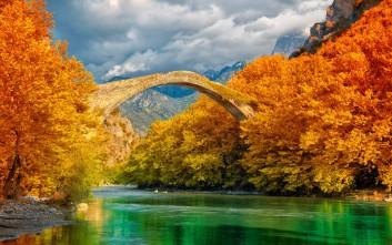 Τα όμορφα πέτρινα γεφύρια της Ελλάδας