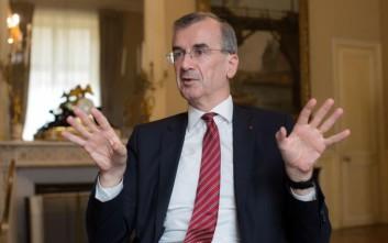 Βιλερουά ντε Γκαλό: Η ευρωζώνη χρειάζεται έναν ισχυρό υπουργό Οικονομικών