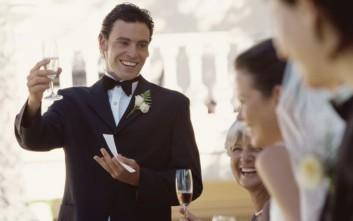 Οι χειρότερες ομιλίες σε γάμους που έχουν ακουστεί ποτέ