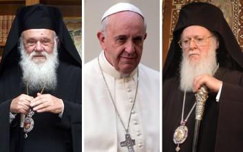 «Ηθική επιβράβευση η επίσκεψη των Προκαθημένων των Εκκλησιών στη Λέσβο»