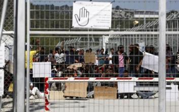 Κριτική από το Βερολίνο για τις συνθήκες διαβίωσης στα hotspots