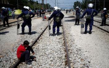 Προς αποκατάσταση η σιδηροδρομική γραμμή στην Ειδομένη