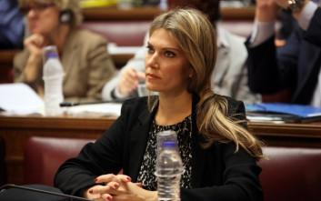 Δεν θα κατέβει για το δήμο Θεσσαλονίκης η Εύα Καϊλή