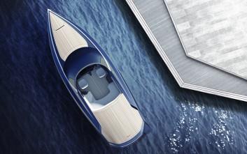 Πλωτή πολυτέλεια και design με την υπογραφή της Aston Martin