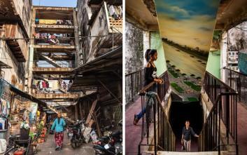 Το «παλάτι» των πληβείων της Καμπότζης