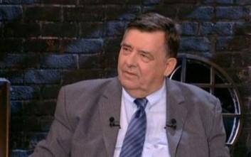 Ο Γιώργος Καρατζαφέρης μιλά για τον αγώνα μπρα ντε φερ με τον Σβαρτζενέγκερ