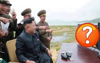Γελάνε και οι Βορειοκορεάτες