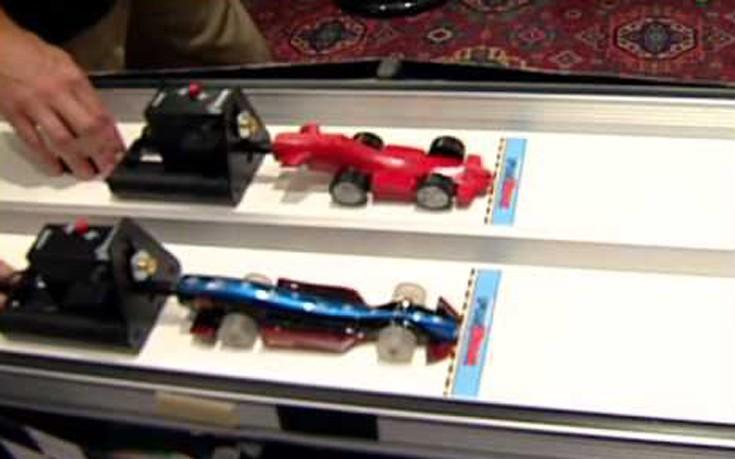 Συναρπαστική εκπαιδευτική εμπειρία F1 in Schools