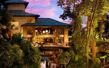 Ο ιδιωτικός παράδεισος που κοστίζει 21.000 δολάρια τη βραδιά