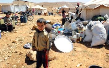 Παιδιά από τη Συρία αντιμέτωπα με την καταναγκαστική εργασία