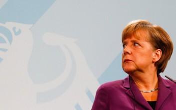 Βαριές οι απώλειες για τη Μέρκελ στις εκλογές