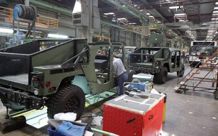 ΕΛΣΤΑΤ: Μικρή αύξηση της βιομηχανικής παραγωγής τον Ιούνιο