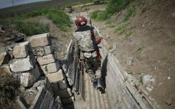 Νεκροί δύο αρμένιοι στρατιώτες στο Ναγκόρνο Καραμπάχ