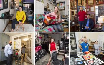 Νεοϋορκέζοι ζουν «βασιλικά» σε μικροσκοπικά διαμερίσματα