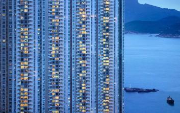 Τα τσιμεντένια μεγαθήρια του Χονγκ Κονγκ