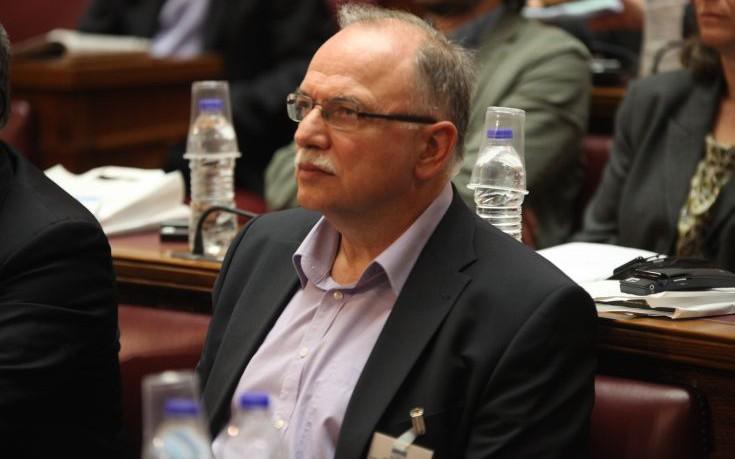 Παπαδημούλης: Ο πρωθυπουργός θέλει την καλύτερη δυνατή λύση