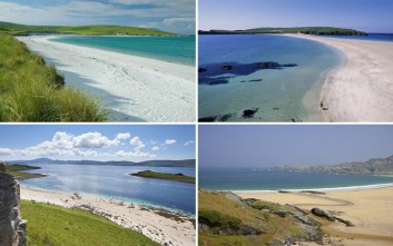 Δέκα απροσδόκητα όμορφες παραλίες της Σκωτίας