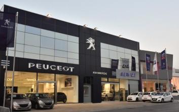 Νέα κάθετη μονάδα Peugeot στον Άλιμο