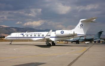 Δρομολόγιο ζωής για αεροσκάφος της Πολεμικής Αεροπορίας