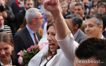 Η Κωνσταντοπούλου ανακοινώνει επίσημα την «Πλεύση Ελευθερίας»