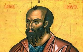Αποτέλεσμα εικόνας για apostolos pavlos