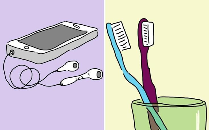 Δέκα πράγματα που μπορεί να ξεχνάς να καθαρίσεις