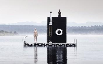 Η απόλυτη εμπειρία χαλάρωσης πάνω στο νερό